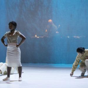 Blume, spettacolo teatrale